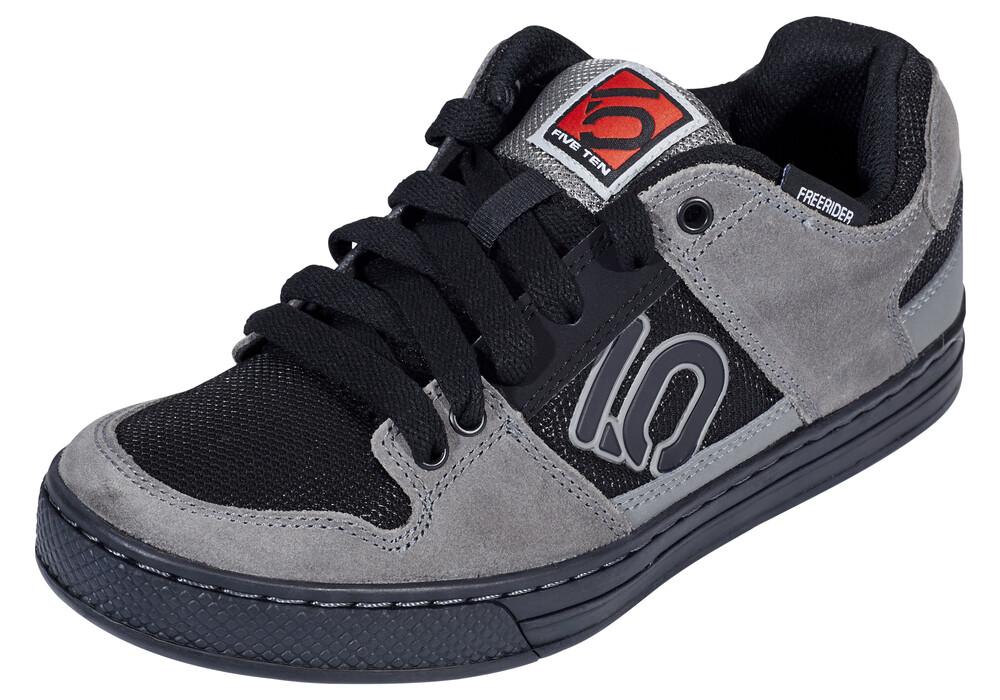five ten freerider shoes men grey black online kaufen. Black Bedroom Furniture Sets. Home Design Ideas